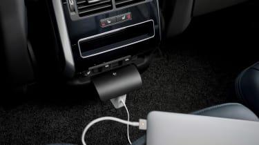 Range Rover Sport - rear charging