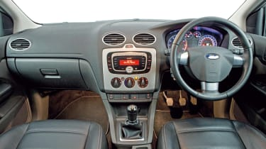 Used Ford Focus interior