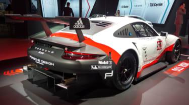 Porsche 911 RSR - LA show rear