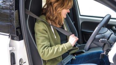 SEAT Mii electric - long termer final report Dawn Grant