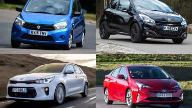 Most economical cars header