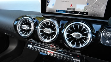 Mercedes A-Class long-term test review - air conditioning