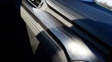 Ford Focus Vignale Estate - trim detail