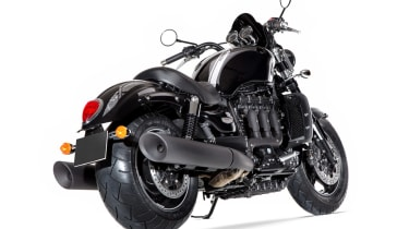 Triumph Rocket III - Limited Edition Rocket X - rear