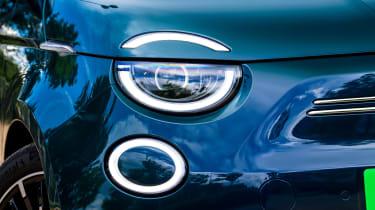 Fiat 500 - front light