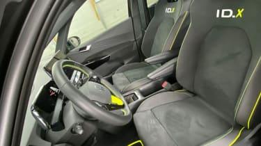 VW ID.3 GTX - seats