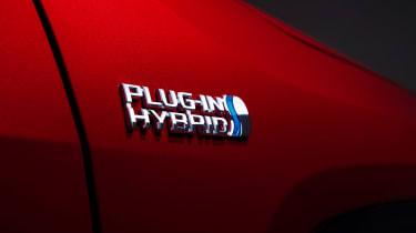 Toyota RAV4 Prime - badge