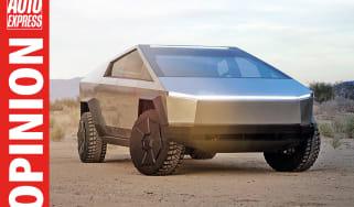 Opinion - Tesla Cybertruck