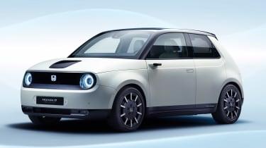 Honda e Prototype - front