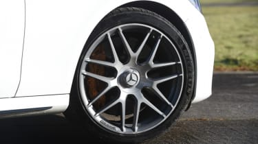 Mercedes-AMG E 63 S alloy wheel