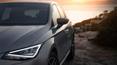 SEAT Ibiza diesel - front light