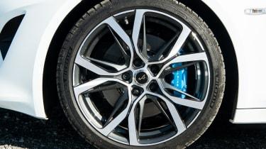 Alpine A110 Pure - wheel
