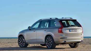 Volvo XC90 2015 - rear static