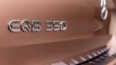 Mercedes EQB - EQB 350 badge