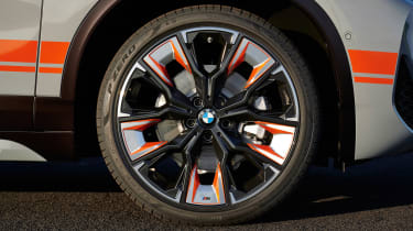 BMW X2 M Mesh Edition - wheel