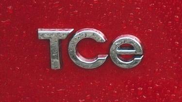 Renault Clio badge