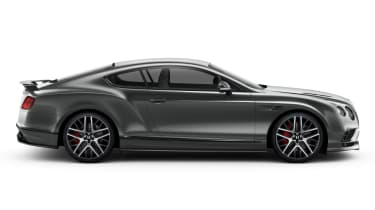 Bentley Continental Supersports 2017 - official side