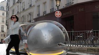 Renault Float front
