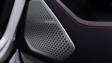 Lamborghini Urus - speaker