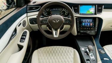 Infiniti QX50 - interior