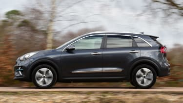 Kia e-Niro long termer - first report side
