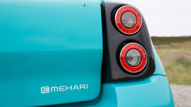 Citroen E-Mehari - E-Mehari badge