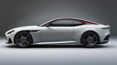 Aston Martin DBS Superleggera Concord - side static
