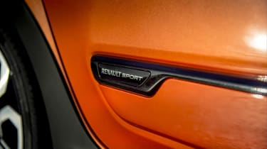 Renault Twingo GT - side details