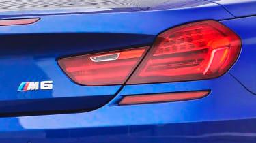 BMW M6 Convertible badge