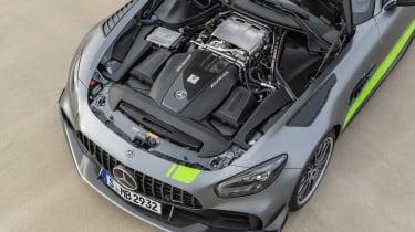 Mercedes-AMG GT R Pro - engine