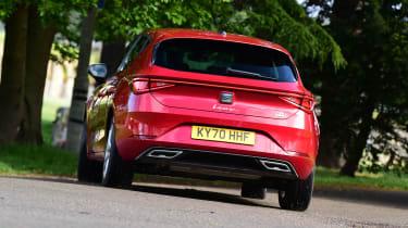 SEAT Leon e-Hybrid long termer - first report rear