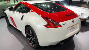 Nissan 370Z 50th Anniversary Edition - New York rear