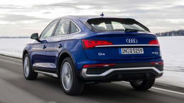 Audi Q5 Sportback - rear