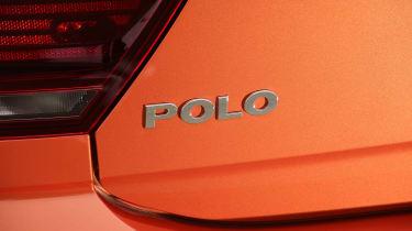 Volkswagen Polo - Polo badge