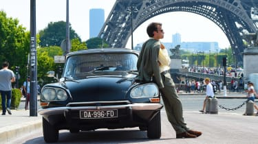 Citroen DS in Paris