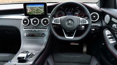 Mercedes-AMG GLC 43 - interior
