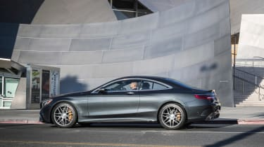 Mercedes-AMG S 63 Coupe 2018