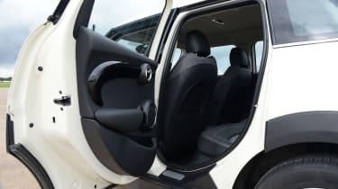 MINI One 5-door - rear door