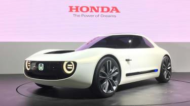 Honda Sports EV concept - Tokyo front
