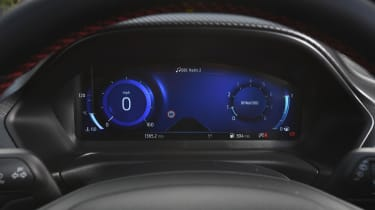 Ford Puma - digital display