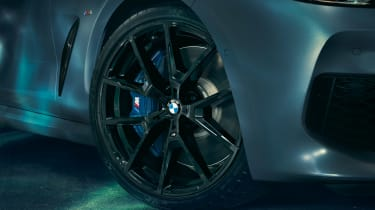 BMW 8 Series Coupe First Edition - wheel