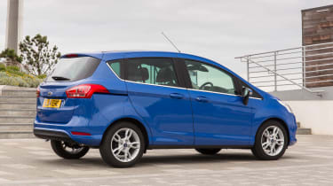 Used Ford B-MAX - rear