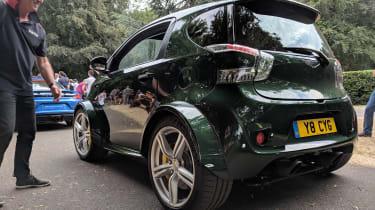 Goodwood Festival of Speed - Aston Martin Cygnet V8