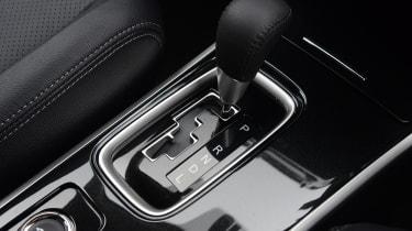 Mitsubishi Outlander - transmission