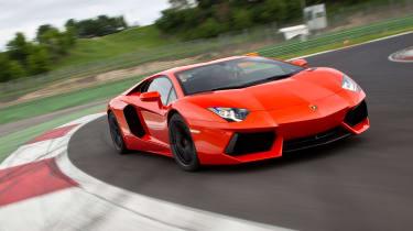 Lamborghini Aventador - Best Hypercars