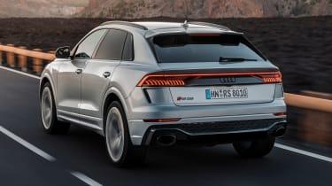 Audi RS Q8 - rear