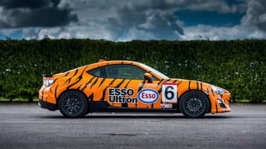 GT 86 - Esso Ultron Tiger livery