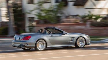 Mercedes-AMG SL 65 - rear