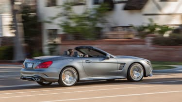Mercedes-AMG SL 65 - rear