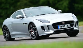 Jaguar F-Type R Coupe front